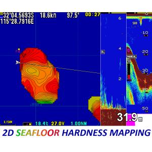 Hondex HDX-121BB Black Box Chartplotter/Echosounder with CMAP Chart