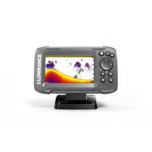 Lowrance HOOK2-4x with Bullet Skimmer