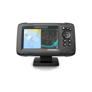 Lowrance HOOK Reveal 5 with 83/200 HDI CHIRP Transducer