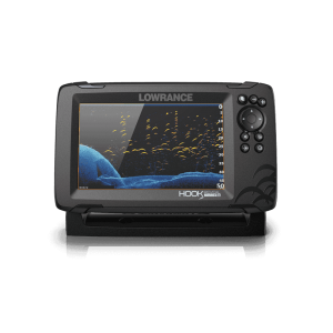 Lowrance HOOK Reveal 7 with Tripleshot Transducer