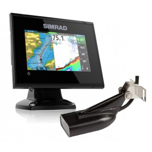 SIMRAD GO5 XSE with Med/High/ Downscan Bundle
