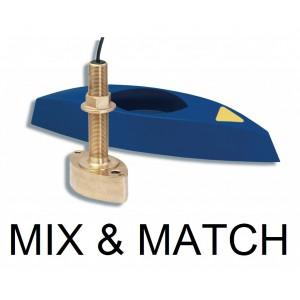 Airmar B45 600W 50/200kHz Transducer Mix & Match