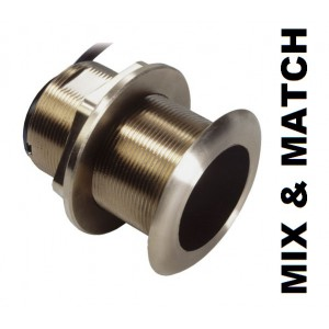 Airmar B60-12º 600W 50/200kHz Tilted Transducer Mix & Match