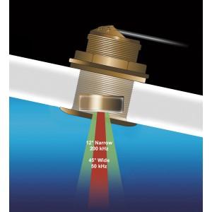 Airmar B60-12° 600W 50/200kHz Tilted Transducer for SIMRAD