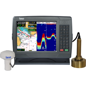 "Xinuo XF-1069GF 10.4"" Combination Chartplotter/Fishfinder"