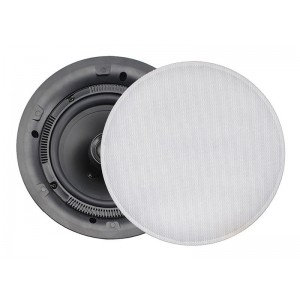 "Fusion CL602 Slimline 150W 6"" Flush Ceiling Mount Loudspeakers (Pair)"