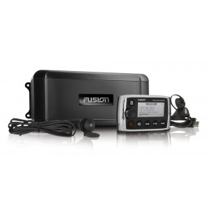 Fusion BB300R Black Box Radio with Wired Remote