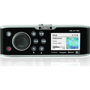 Fusion AV755 DVD Player & Radio
