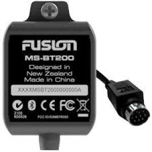 Fusion BT200 Marine Bluetooth Module with Data Display