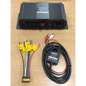 SonicHub Marine Audio Server