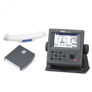 Koden KGC-300 IMO GPS Compass & Display