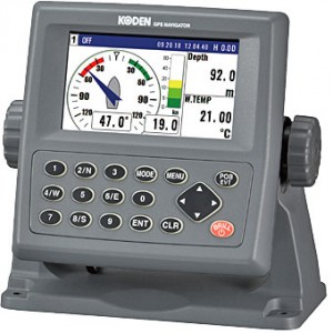 Koden KRD-110 Data Display