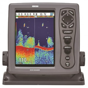 "Koden CVS-128 8.4"" Digital Fishfinder"