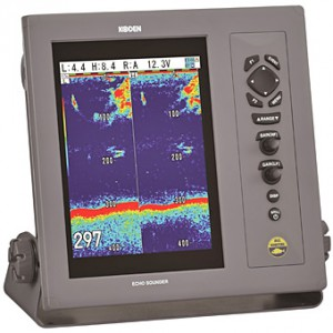 "Koden CVS-1410 10.4"" Digital Fishfinder"