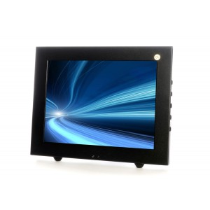 "10.4"" CCTV Monitor With Glass Front"