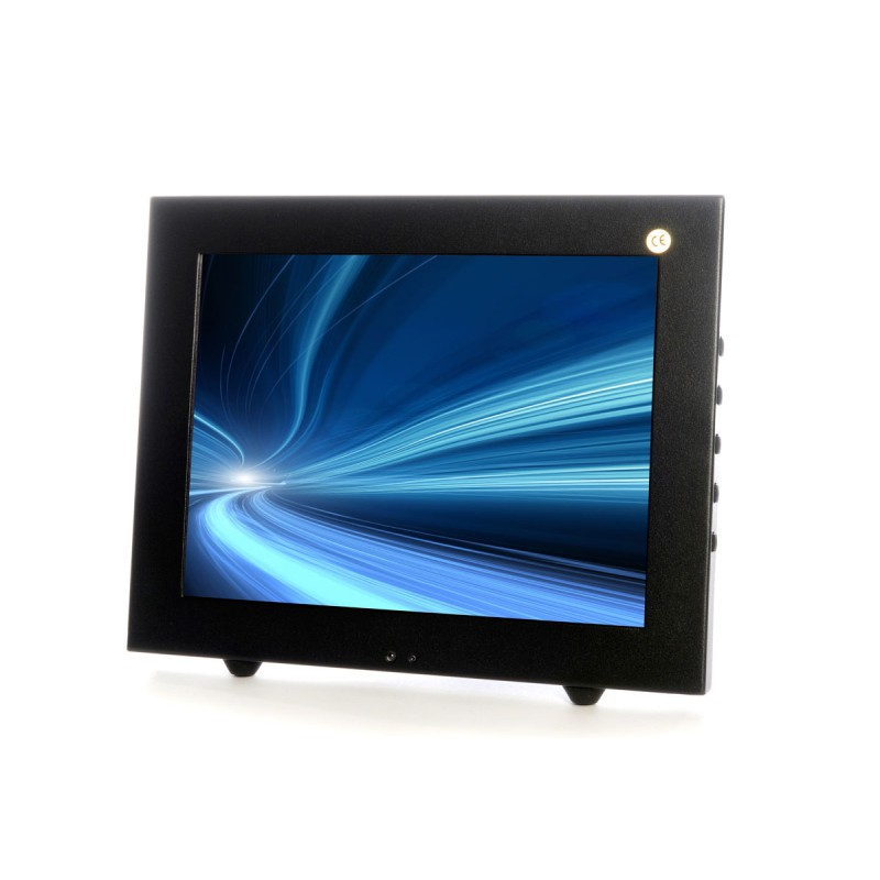 """12.1"""" CCTV Monitor With Glass Front"""