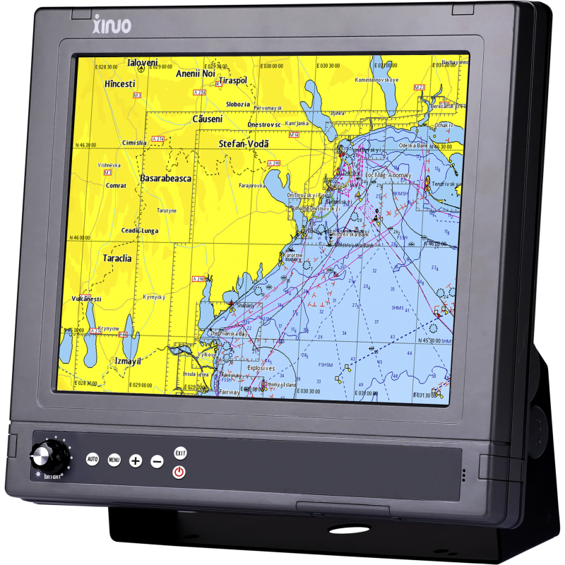 """17"""" Marine Grade Fully Dimmable Monitor"""