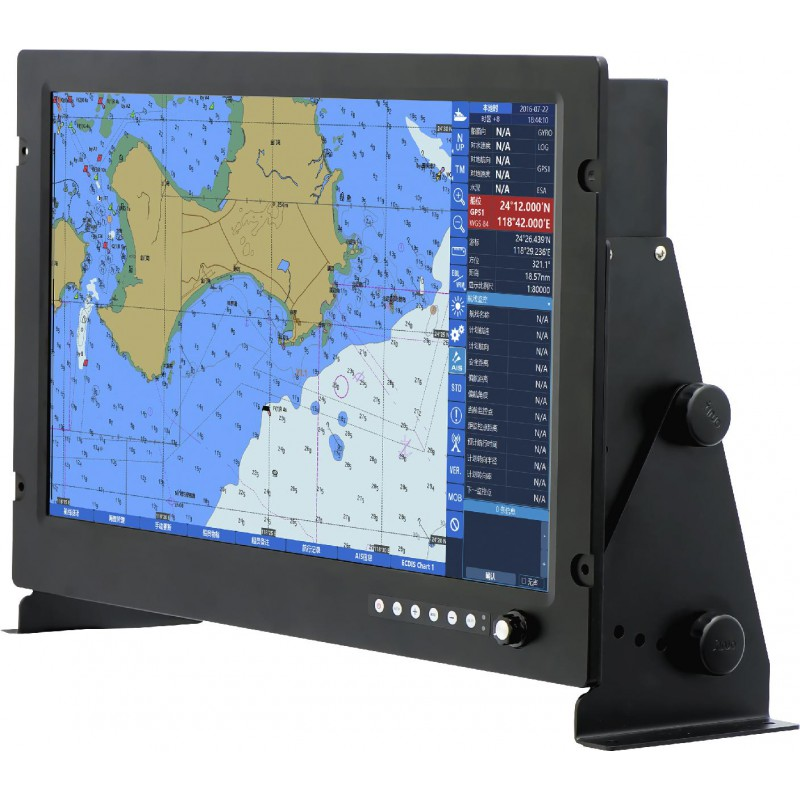 """24"""" Widescreen Marine Grade Fully Dimmable Monitor"""