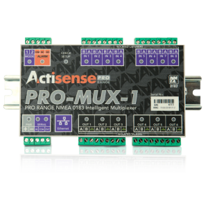 Actisense PRO-MUX-1 Professional NMEA0183 Buffer (screw terminals)