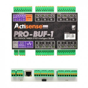 Actisense PRO-BUF-1 Professional NMEA0183 Buffer (screwless terminals)