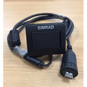 SIMRAD USB Dash Mount NSO Evo1 Chart Reader