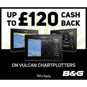 B&G Vulcan 12R (Display Only)