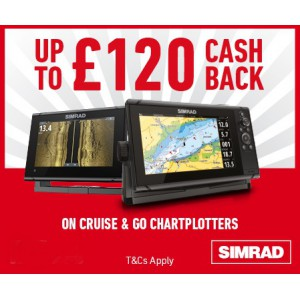 SIMRAD GO12 XSE with Active Imaging 3-in-1 + 3G Bundle
