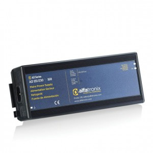 Alfatronix Brick Power Supply AD Series 115/230VAC 24v Output 168W