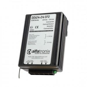 Alfatronix DD Series 24Vdc - 24Vdc 72W Continuous Current