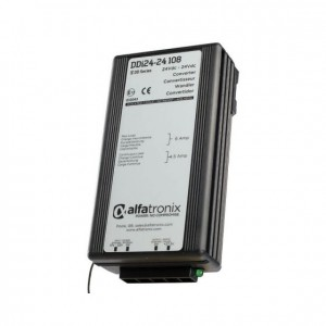Alfatronix DD Series 24Vdc - 24Vdc 108W Continuous Current