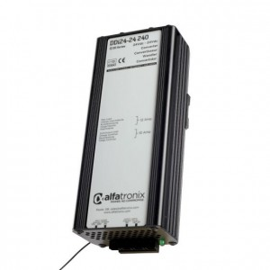 Alfatronix DDi Series 24 - 24vDC Isolated Converter 240W