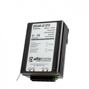 Alfatronix DDi Series 48Vdc  -12Vdc 72w