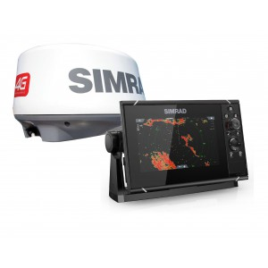 SIMRAD NSS7 Evo3 with 4G Radar Bundle