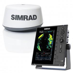 SIMRAD R2009 Display with 3G Radar Bundle