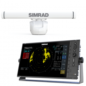 SIMRAD R3016 Display with HALO-4 Pulse Radar Bundle