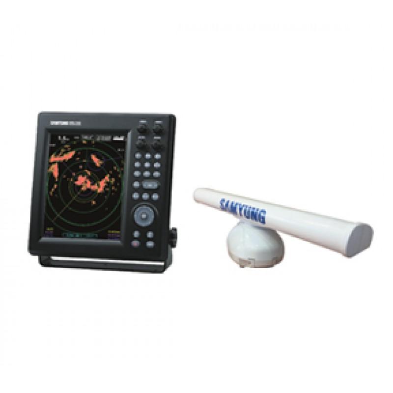 Samyung SMR-7200 6kW / 72 NM Radar