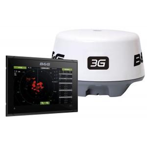 B&G Vulcan 9 FS with 3G Radar Bundle