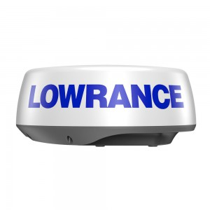 Lowrance HALO20 Pulse Compression Radar
