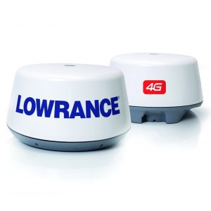Lowrance 4G Broadband Radar Scanner