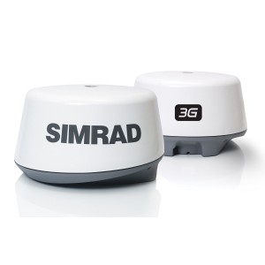 SIMRAD 3G Broadband Radar Scanner