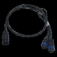For dual socket Navico/Lowrance/Simrad blue 7-pin equipment +£68.00