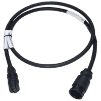 For High, High Wide & Medium band transducers used with Raymarine 11-pin equipment +£65.00