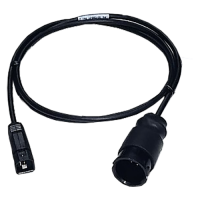 For Humminbird equipment with #9 connector +£64.00