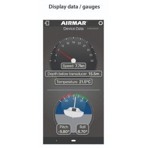 Airmar DST810 Smart™ Multisensor P617V Plastic