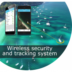Watching Man Wireless Vessel Security System